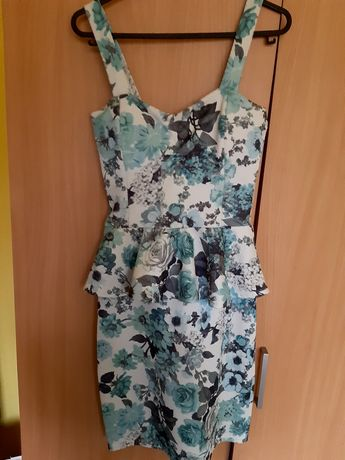 Rochie office floral mar. 34