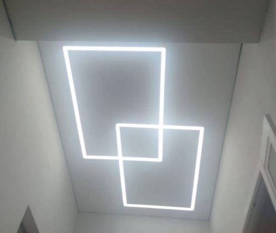Натяжной потолок Актау