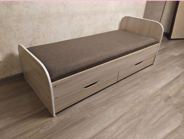 Односпальные (однаместные, однаспалка) кровати от производителя новый