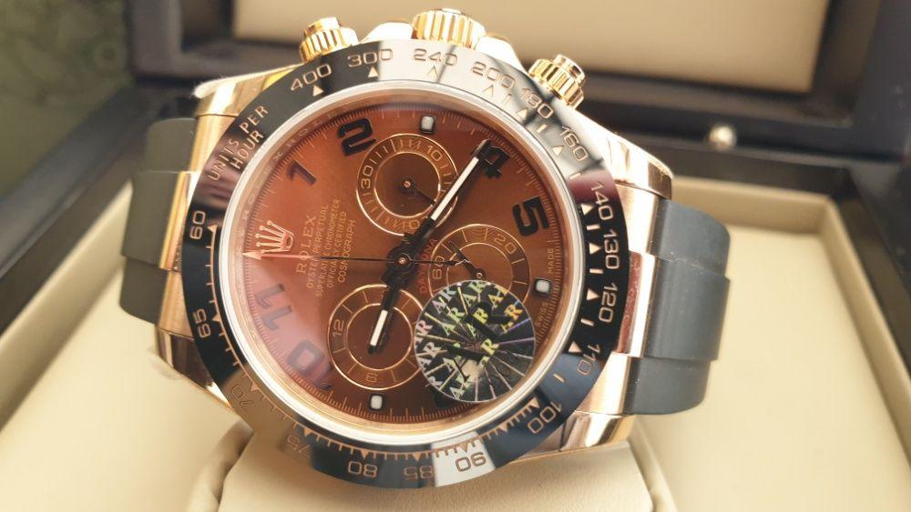 Rolex Daytona Cosmograph Rose Gold - ETA 4130 Automatic Bucuresti - imagine 1