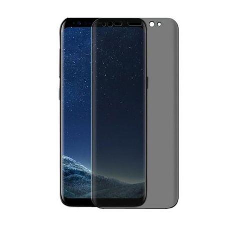 Samsung S8 S8+ S9 S9+ Folie Sticla Securizata Curbata Privacy Neagra