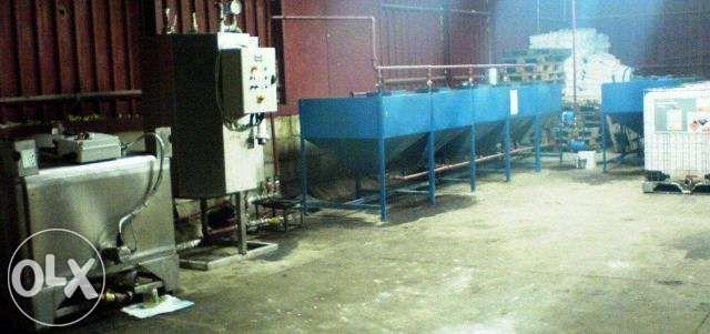 Utilaje import productie fabricare motorina ecologica biodiesel auto