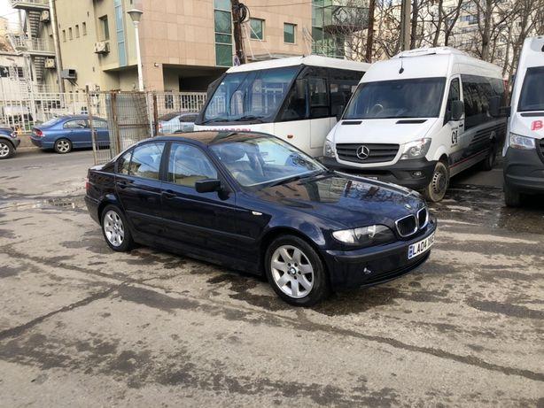 Dezmembrez BMW 318i OrientBlau Metallic N46B20A