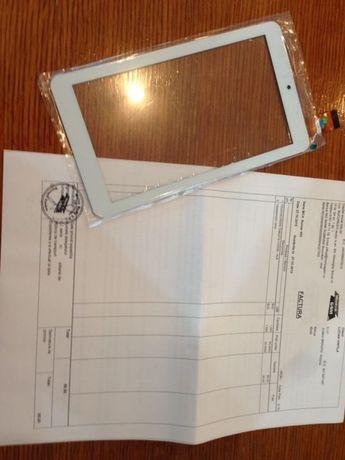 Touchscreen Evolio Quattro Hd alb