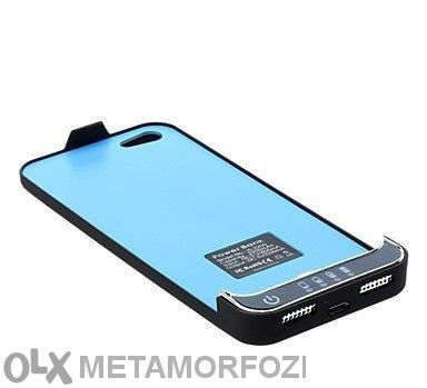 Външна батерия 2200 mah (черен и бял) Кейс за iphone 5/5s