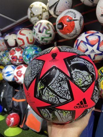 Футбольный мяч Adidas UCL Finale 20 Istanbul Pro в Алматы
