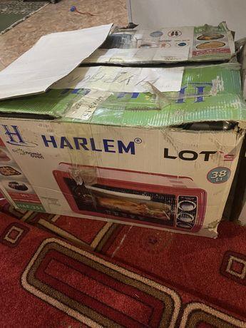 Харлем печка