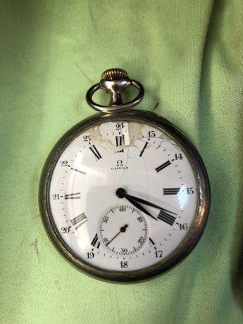 Vând ceas de buzunar Omega