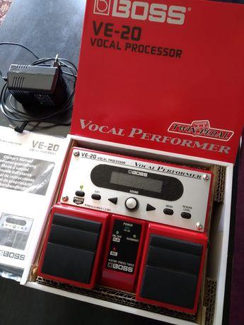 Продам вокальный процессор Boss,