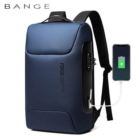 Всемирный Хит среди Деловых рюкзаков! Супер-бренд BANGE мод 7216