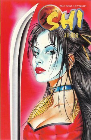 Carte de benzi desenate color, manga, SHI
