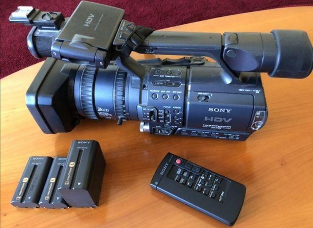 Camera video SONY HDR FX1E