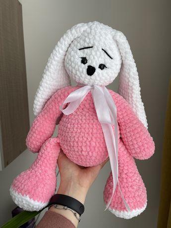 Мека плетена играчка