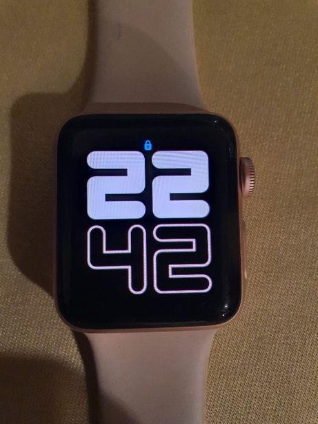 ceas Apple Watch Rose GOLD Smartwatch Series 2 38mm ca nou cu cutie