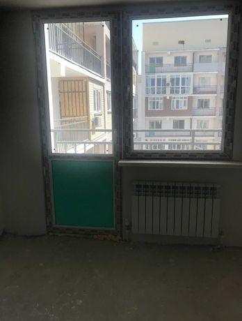 Балконный блок 2 двери 2 окна