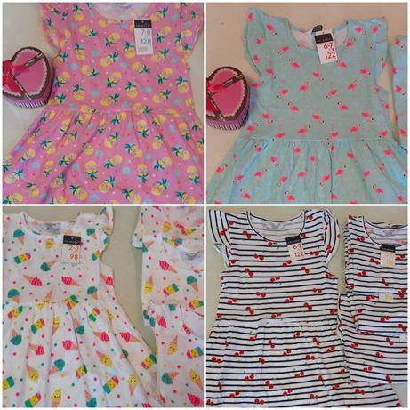 Нови детски рокли Primark внос от Англия