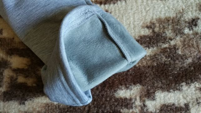 Мужские брюки на флисовой подкладке