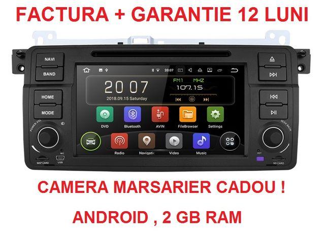 Navigatie Gps BMW seria 3 E46 , Android 10 , Garantie , Noua , 2 GB
