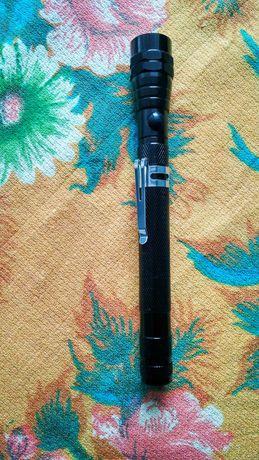 Мултифункционален телескопичен LED фенер с магнит и гъвкаво рамо