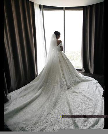 Продам шикарное свадебьное платье