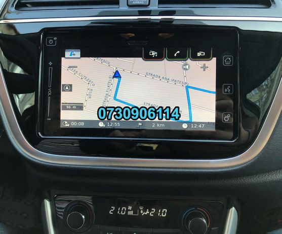 Card Harta Navigatie GPS Suzuki Vitara SX4 S-Cross Ignis -ROMANIA 2021