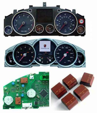 Трансформаторче за Километраж Vw touareg,Porsche cayenne - дисплей
