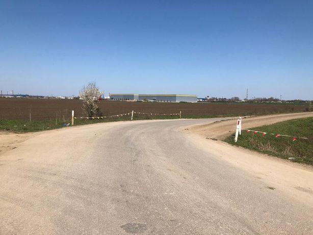 Teren între Centura Sud București și autostrada A0