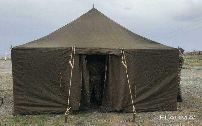Палатка брезентовая от производителя