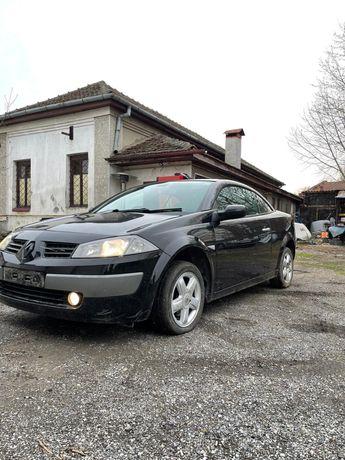 Dezmembrez Renault Megane Cabrio