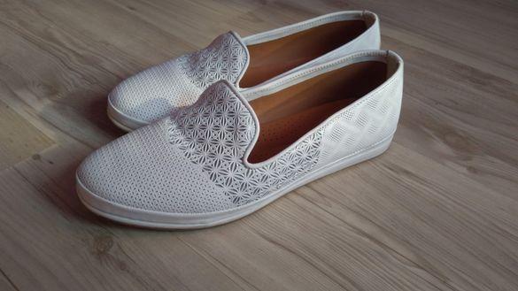Обувчици естествена кожа/37