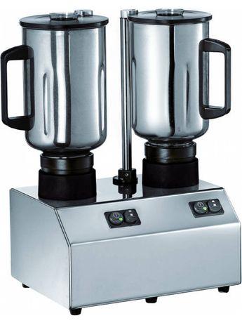 AMITEK BSG2 Italy - Blender profesional 6 litri; Milkshake profesional
