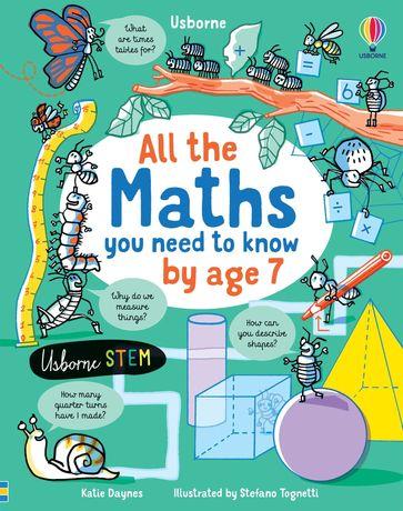Carte editura Usborne matematica
