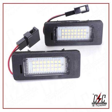 Lampi LED numar dedicate AUDI A1 A4 A5 A6 A7 TT Q5 B8 2D