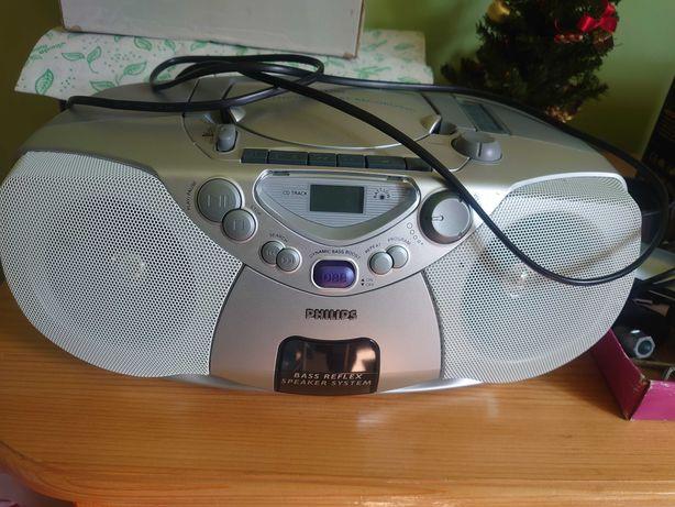 Radio casetofon Recorder Philips