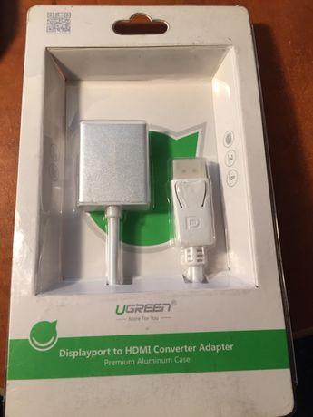 Displayport hdmi convertor adaptor Ugreen nou nout sigilat la cutie!!