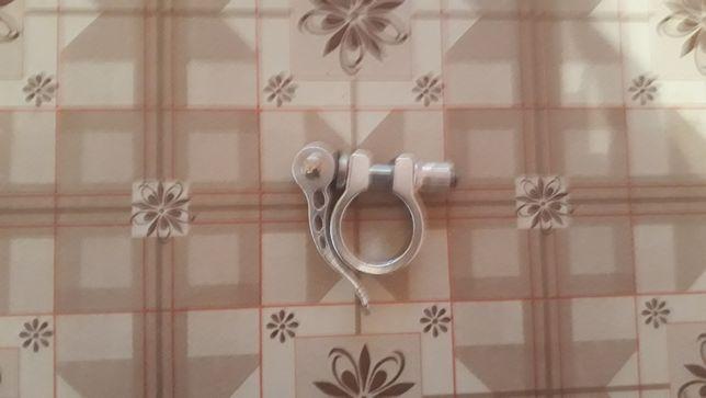 Vind colier pentru prinderea tevei scaun la bicicleta (diametru 3 cm)