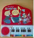 Детска Йоника обучаваща детето да свири!!!