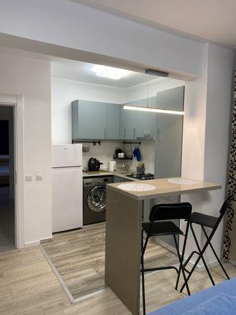 Inchiriere apartament 2 camere,Popesti Leordeni, utilat si mobilat