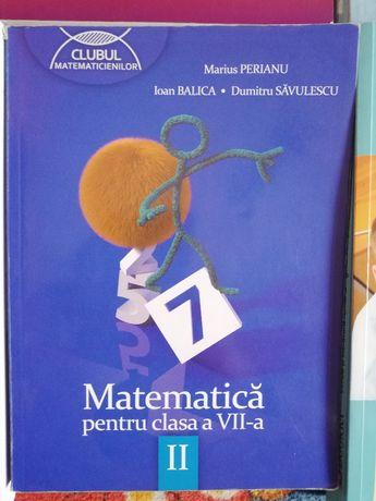 matematica pentru cls a 7 a - clubul metematicienilor