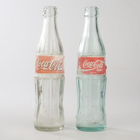 Sticle Coca Cola 1993-1996