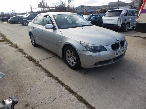 БМВ е 60 BMW e 60 на части 2,5 177кс.2005 .