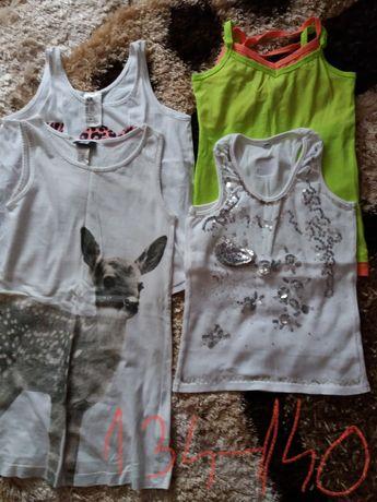 Lot bluze fete marimea 134 - 140
