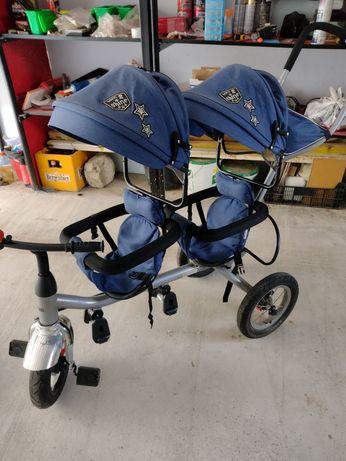 Tricicleta gemeni Chippolino