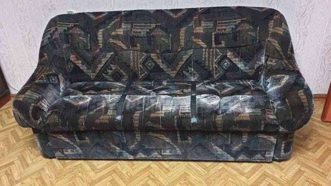 Продам мягкий уголок диван кресло