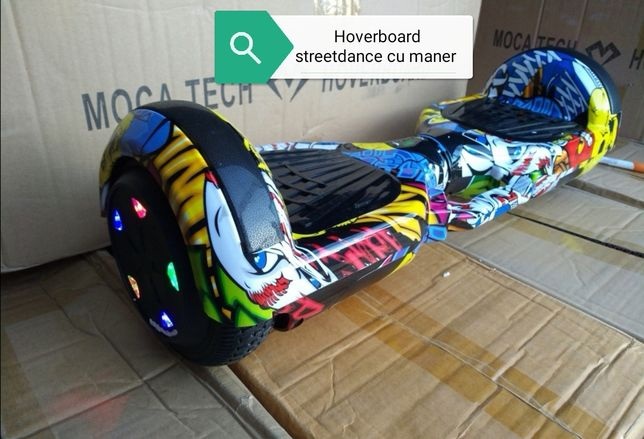 Hoverboard Nou High Battery