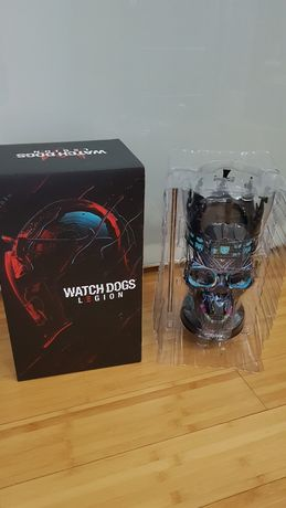 Figurină Watch Dogs Legion Collectors Edition