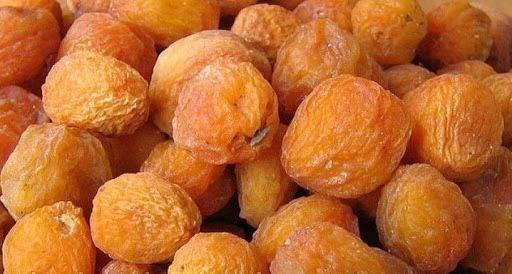 Сушеные абрикосы для компота