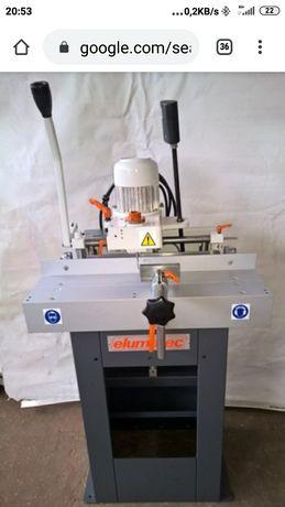pantograf pvc elumatec,scule PVC