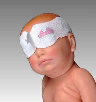 Маска для фототерапии.Очки для новорожденных. Фотолампа.лампа желтушки