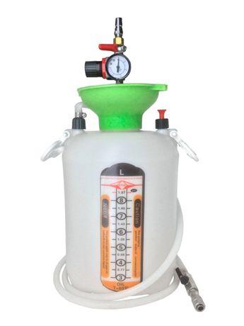 Нагнетатель масла пневматический 5-8 литров